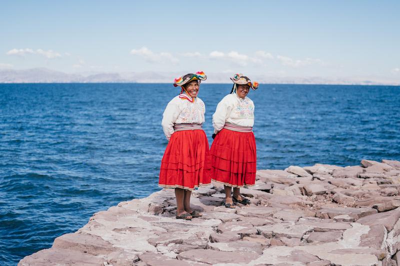 Peru Rundreise Titicacasee