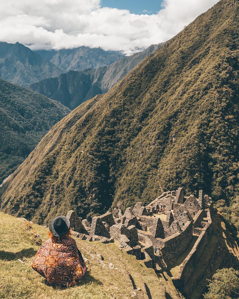 Peru Rundreise Winay Wayna