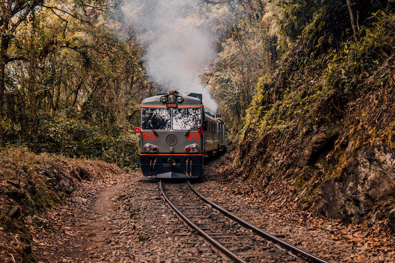 Inka Trail Machu Picchu Inca Rail