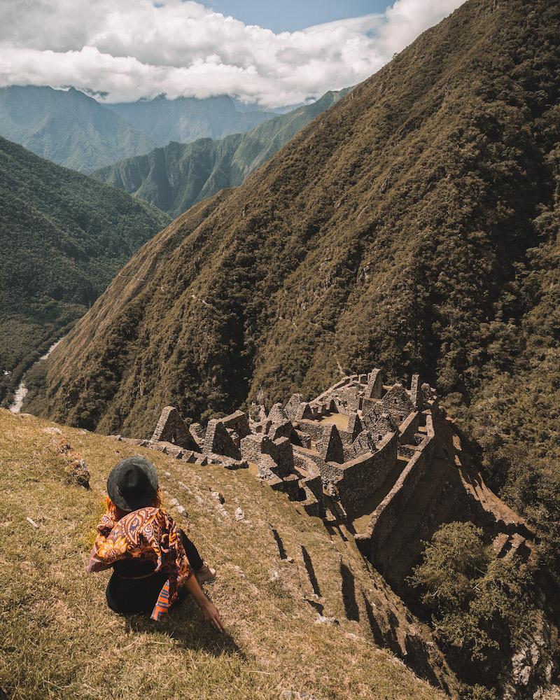 Inka Trail Winay Wayna