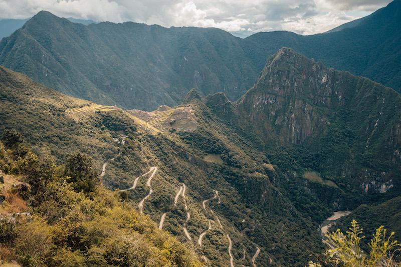 Inka Trail Sonnentor Inti Punku