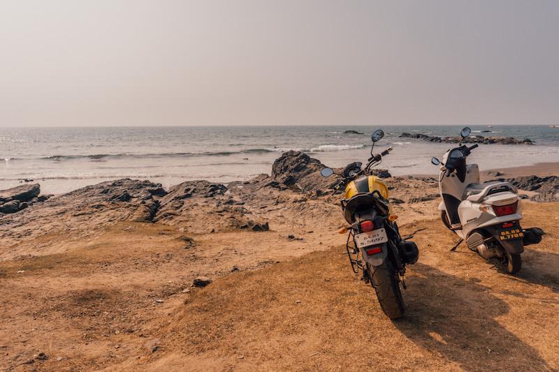 Goa Indien Roller mieten