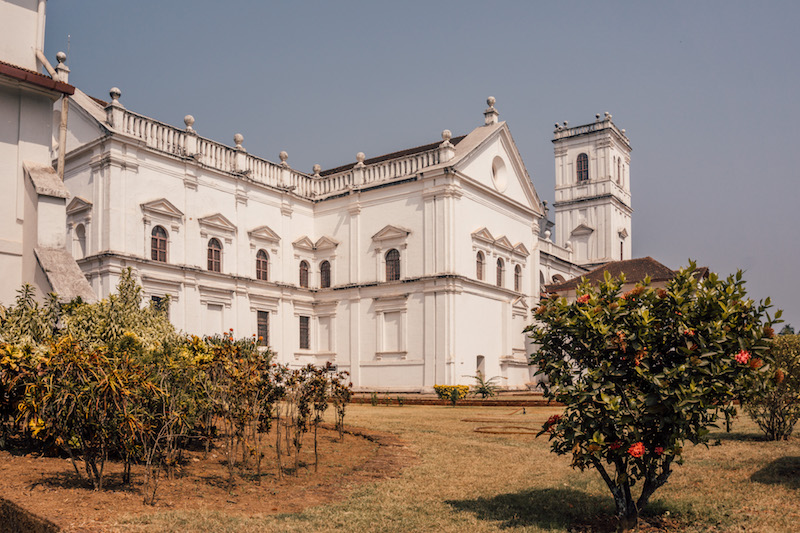 Old Goa Indien
