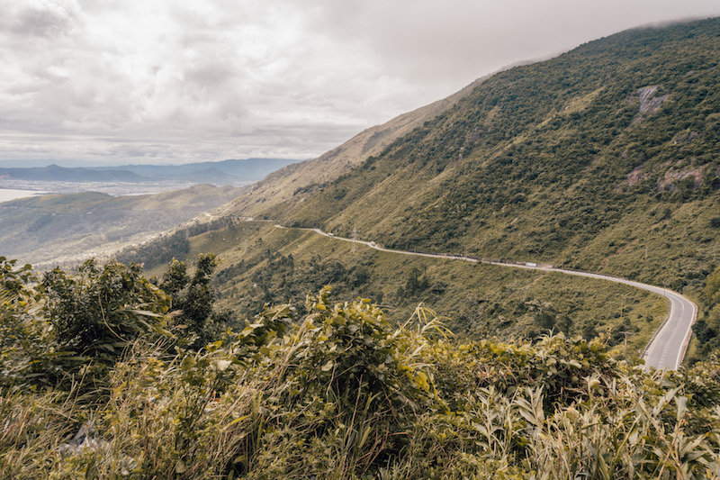 Vietnam Rundreise Da Nang Wolkenpass