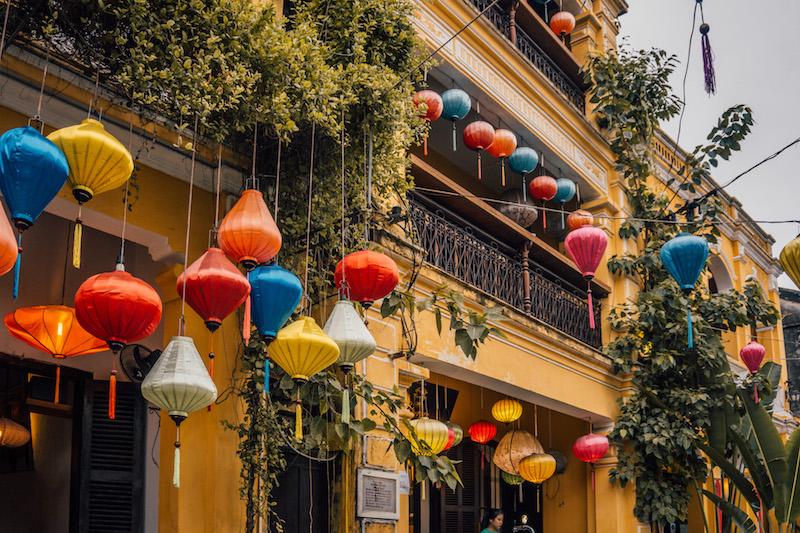 Vietnam Rundreise Hoi An