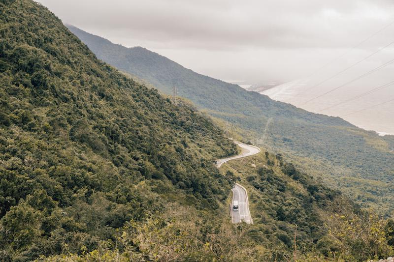 Vietnam Rundreise Wolkenpass