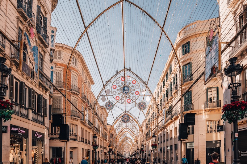 Nieuw Statendam Malaga