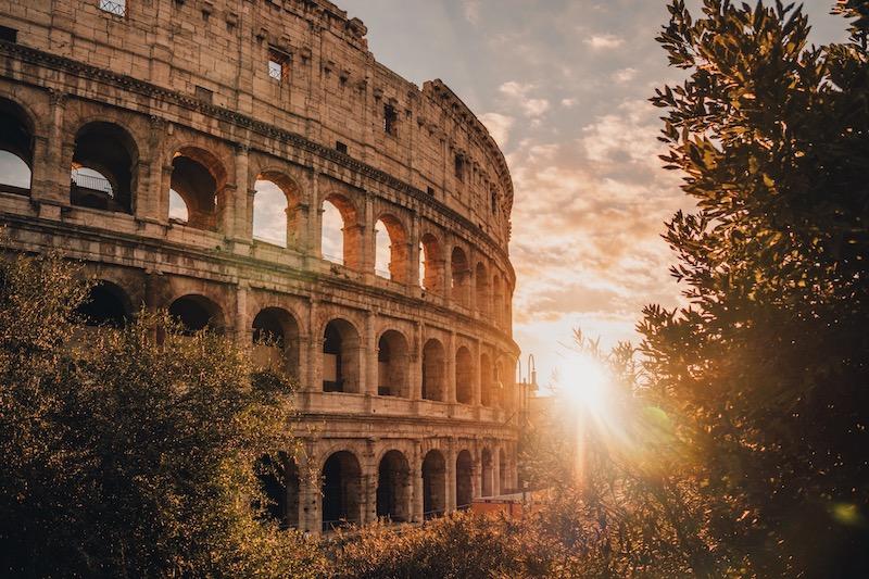 Nieuw Statendam Rom Kolosseum