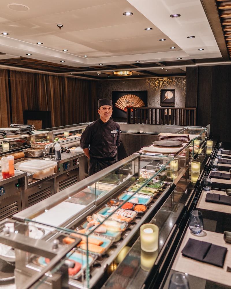 Nieuw Statendam Tamarind Restaurant