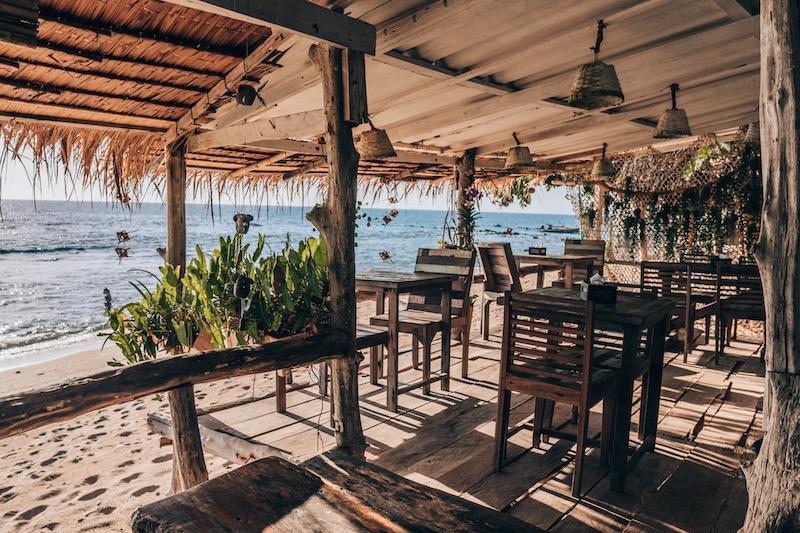 Koh Lanta Shanti Shanti Beach House