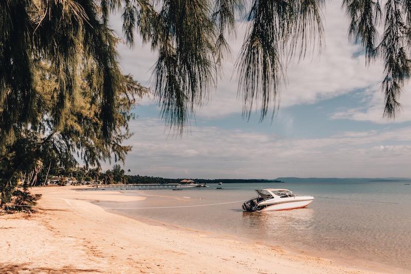 Koh Mak Ao Kratueng Beach