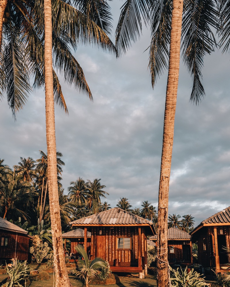 Koh Mak Happy Days Bungalow