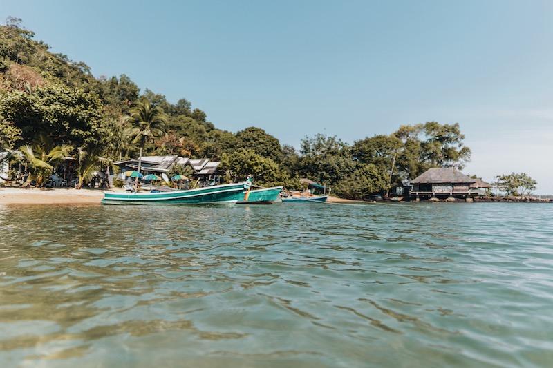 Koh Mak Two Island Beach