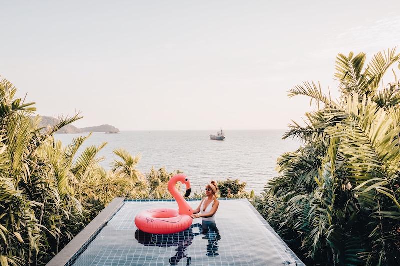 Amatara Wellness Resort Pool Pavilion