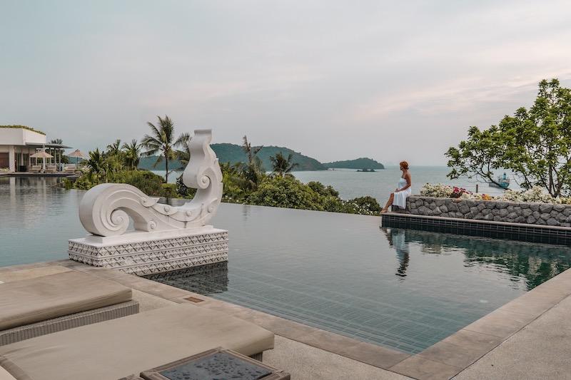 Amatara Wellness Resort Pool