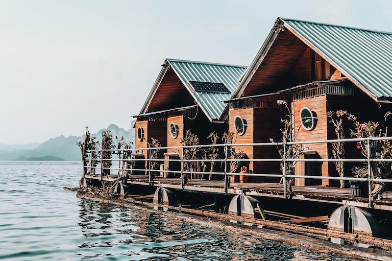 Cheow Lan Lake Unterkunft