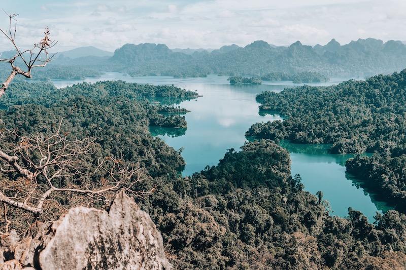 Khao Sok Nationalpark Aussichtspunkt