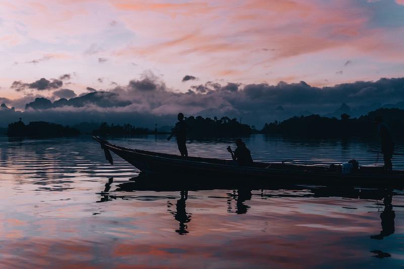Khao Sok Nationalpark Cheow Lan Lake