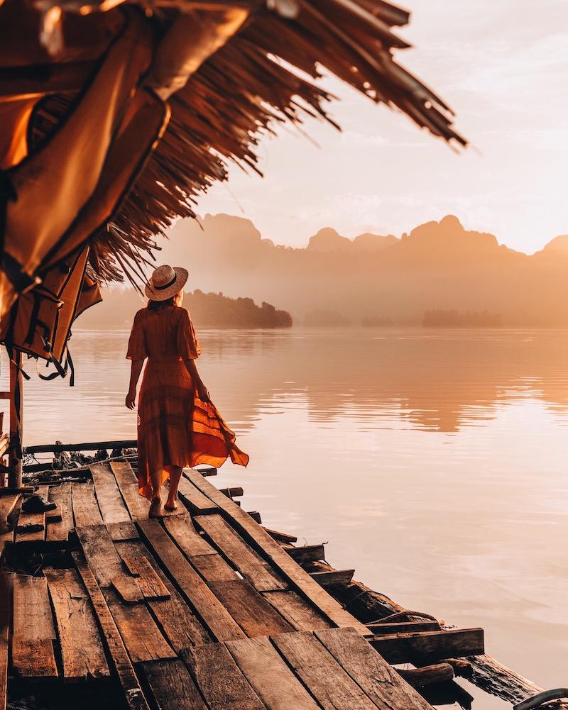 Khao Sok Nationalpark Thailand