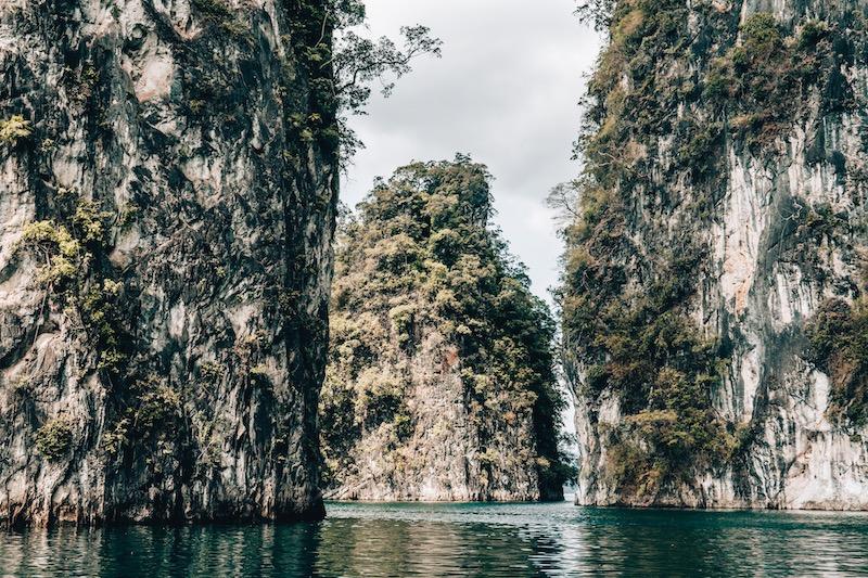 Khao Sok Nationalpark Three Rocks