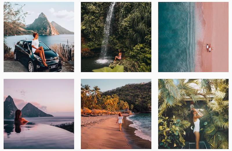 Reisefotografie Instagram