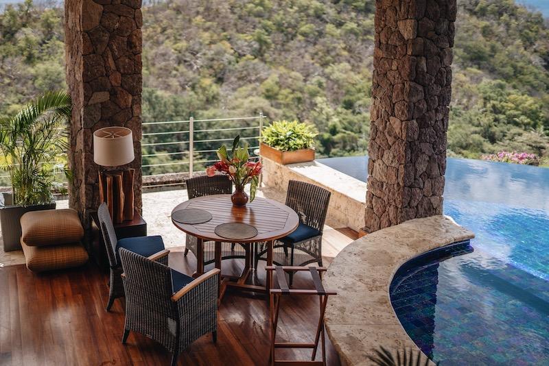 Saint Lucia Hotel Jade Mountain