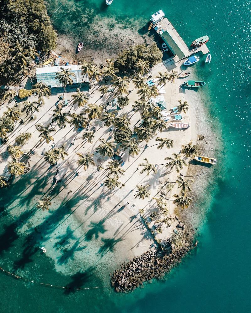 Saint Lucia Marigot Bay