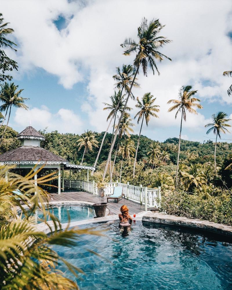Saint Lucia Unterkuenfte