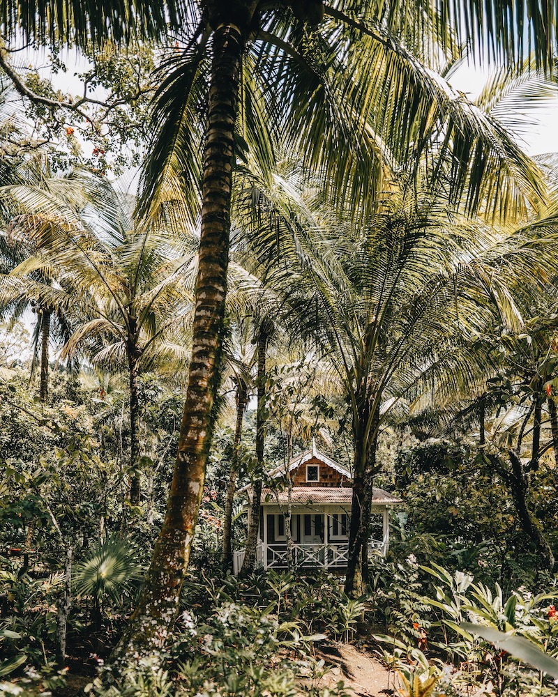 Saint Lucia Unterkünfte Fond Doux Plantation