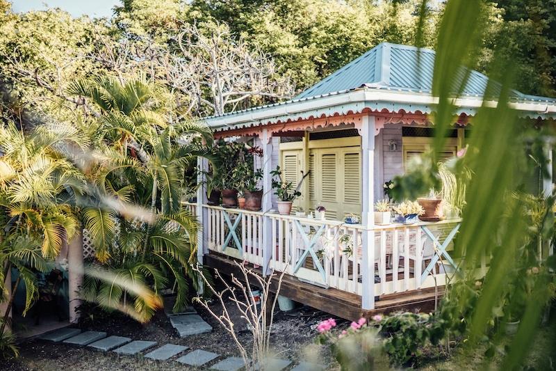 Saint Lucia Unterkuenfte Guest House