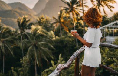 Saint Lucia Unterkuenfte Hotels