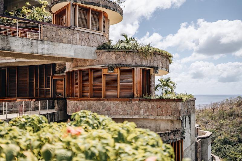 Saint Lucia Unterkunft Jade Mountain Resort