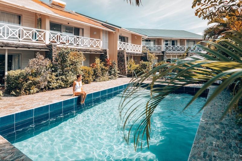 Unterkuenfte Saint Lucia Harmony Suites