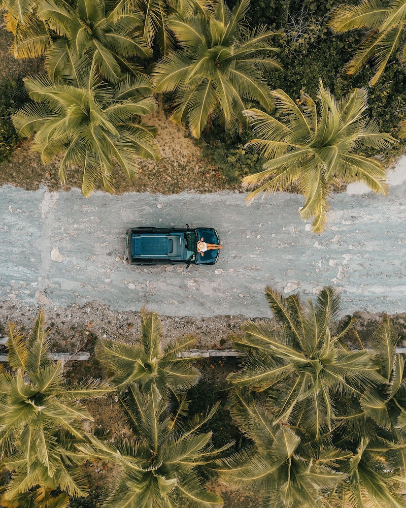 Long Island Bahamas Mietwagen