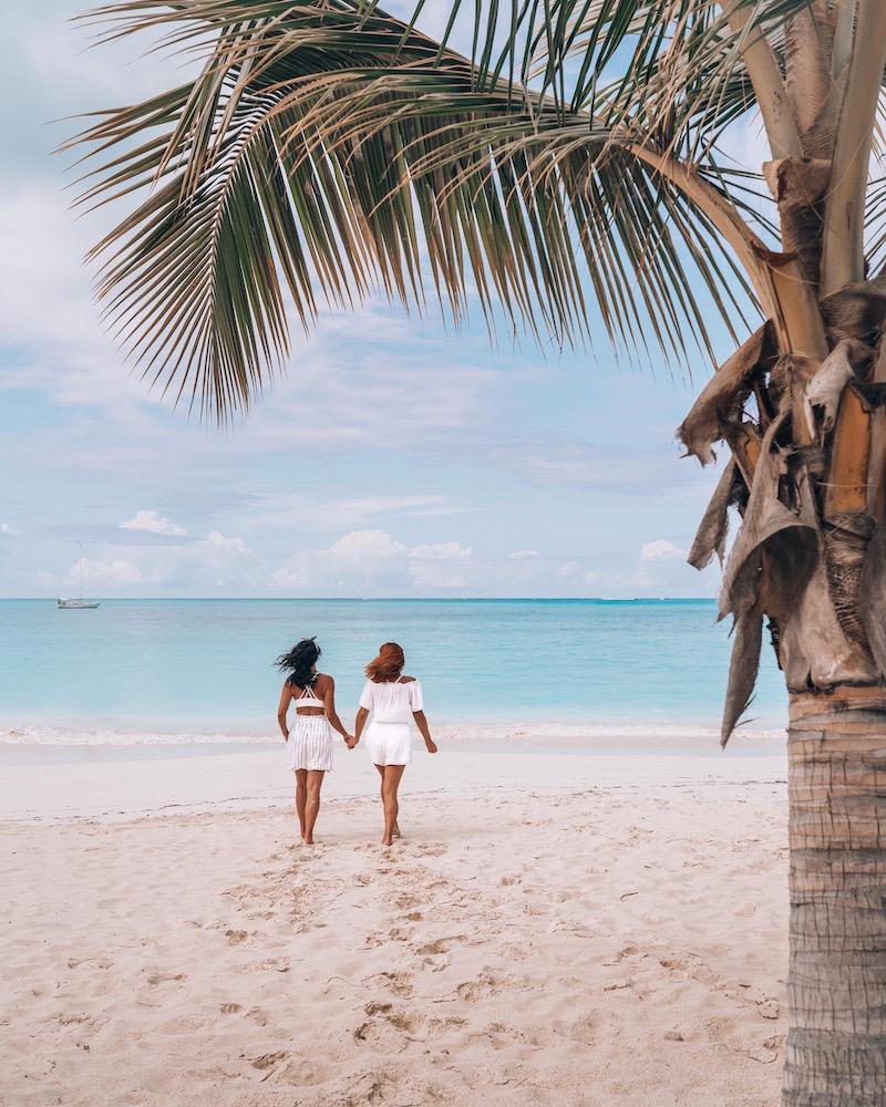 Long Island Bahamas Cape Santa Maria