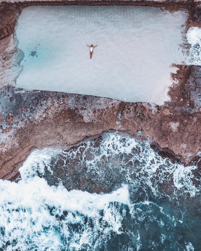Long Island Bahamas Stella Maris Naturpool