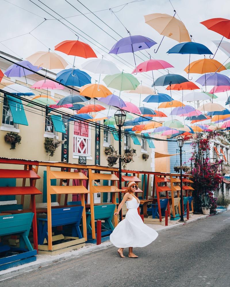 Nassau Bahamas West Hill Street