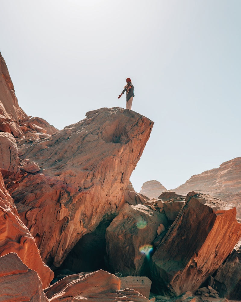 Wüstenreise Ägypten