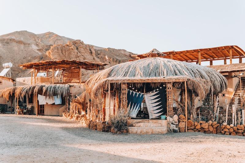 Wüstenreise Camp Nuweiba Ägypten
