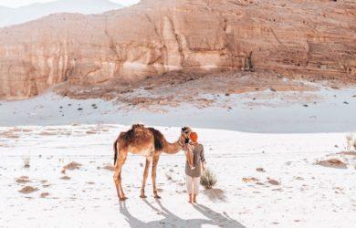 Wüstenreise Monthly globusliebe