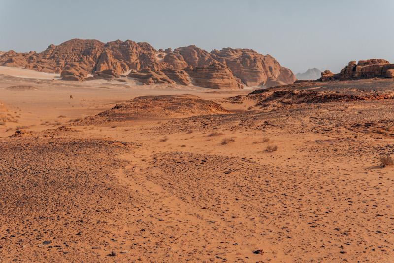 Wüstenreise Sinai Ägypten
