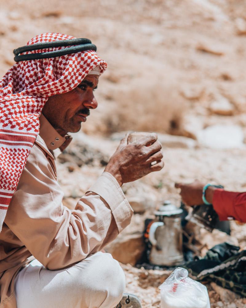 Wüstenreise Sinai Ägypten Beduine