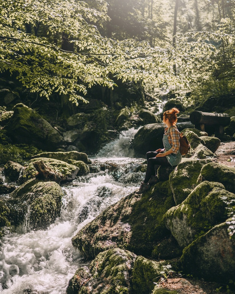 Ausflugsziele Baden Württemberg Gaishöll Wasserfälle