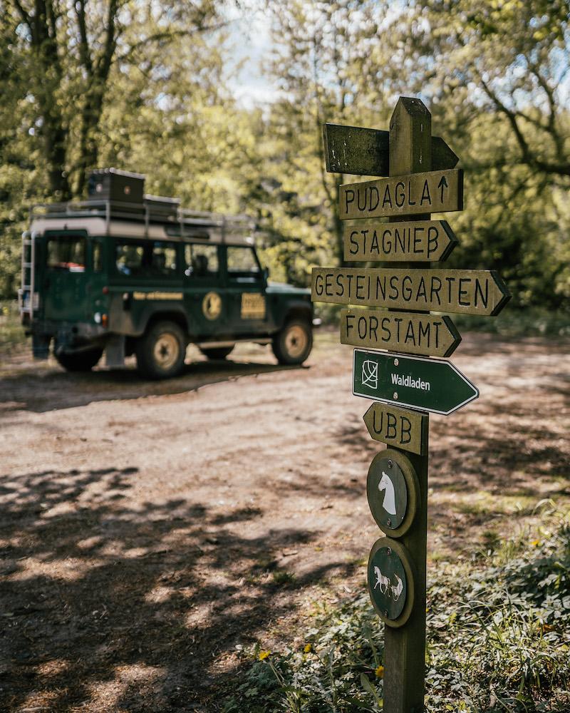 Inselsafari Usedom