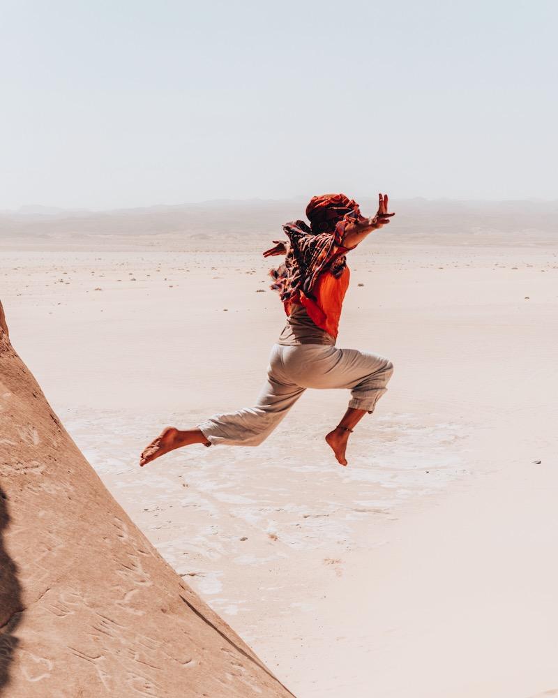 Lektionen der Wüste