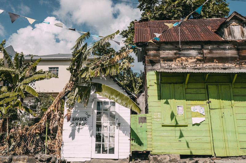 Saint Lucia Laborie