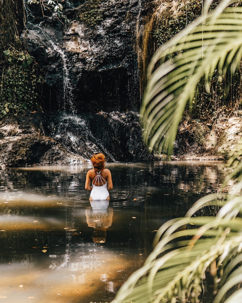 Saint Lucia Latille Falls