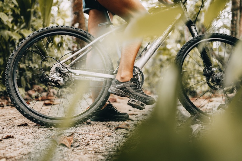 Saint Lucia Mountainbike