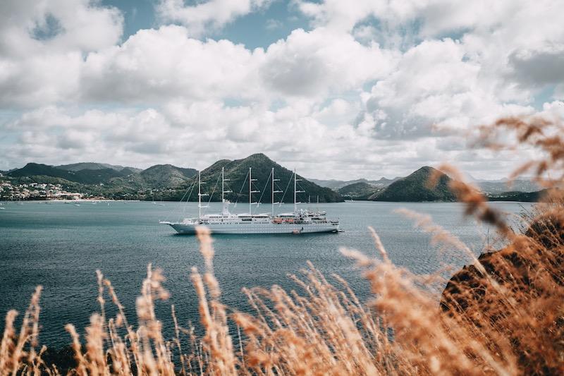Saint Lucia Pigeon Island Walk