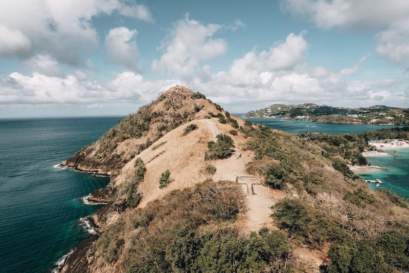 Saint Lucia Pigeon Island